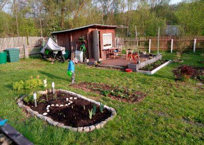 Garten 1 (Foto: A. Wagner)